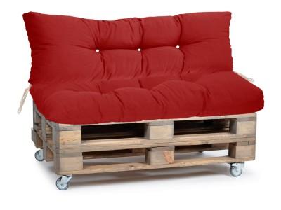 Μαξιλάρια για μπαμπού καναπέδες