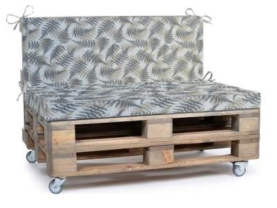 Μαξιλάρια με ενσωματωμένη πλάτη για καναπέδες