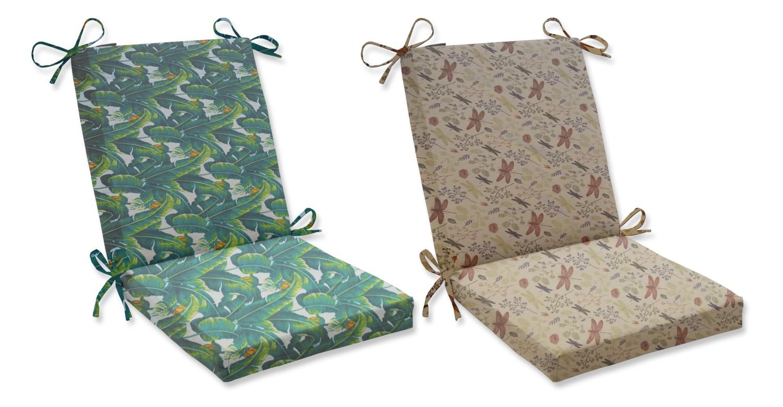Μαξιλάρια καρέκλας με πλάτη