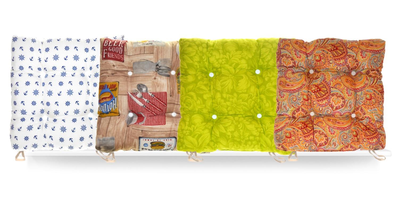 Μαξιλάρια για μπαμπού κάθισμα λονέτα